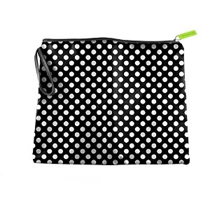 Polka Dots Wet & Dry Tote Bag by ArmettaLouise