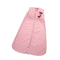Disney Minnie Wearable Blanket, Pink, Medium by Disney
