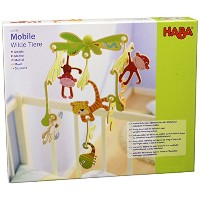 Mobile Wild Animals by HABA