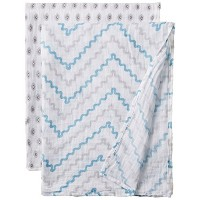 Lambs & Ivy Ryan Collection Muslin Swaddle by Lambs & Ivy