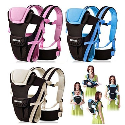 CdyBox Adjustable 4 Positions Carrier 3d Backpack Pouch Bag Wrap Soft Structured Ergonomic Sling...