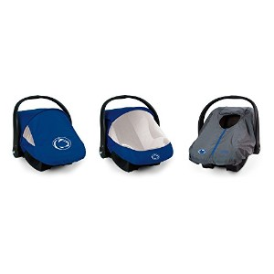 Cozy Cover - Little Scholars, Penn State Sun, Bug Cover & Lightweight Cozy Cover, Combo Pack by...