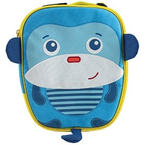 Munchkin Insulated Toddler Lunch Bag, Monkey by Munchkin [並行輸入品]