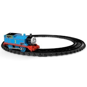 Fisher-Price Thomas The Train - TrackMaster Motorized Thomas and Track Set [並行輸入品]