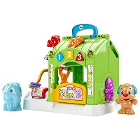 Fisher-Price Laugh & Learn Smart Stages Activity Zoo [並行輸入品]
