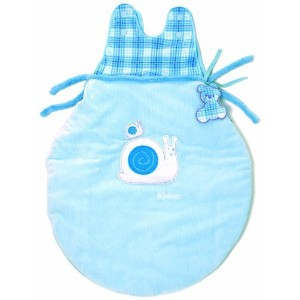 Kaloo Sleeping Bag, Blue [並行輸入品]