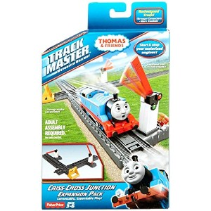 Fisher-Price Thomas the Train TrackMaster Criss-Cross Junction [並行輸入品]
