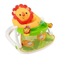 Fisher-Price Sit-Me-Up Floor Seat with Tray [並行輸入品]