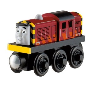 Fisher-Price Thomas the Train Wooden Railway Salty [並行輸入品]
