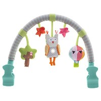 Taf Toys Musical Arch - Owl. Stroller, Pram and Car Seat Activity Bar by Taf Toys