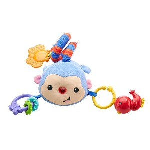 Fisher-Price Rainforest Stroller Pals by Fisher-Price