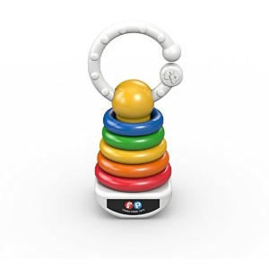 Fisher-Price Rock-A-Stack Clacker by Fisher-Price