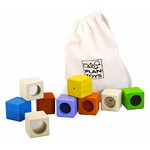 PlanToys Activity Blocks [並行輸入品]