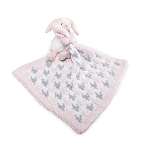 Nat and Jules Bandi Bunny and Chenille Blankie Gift Set by Nat and Jules