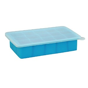 green sprouts Fresh Baby Food Freezer Tray, Aqua by green sprouts