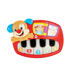 Fisher Price子供のおもちゃ – Laugh N Learn Puppy 's Piano – 6ヶ月+ – dld19