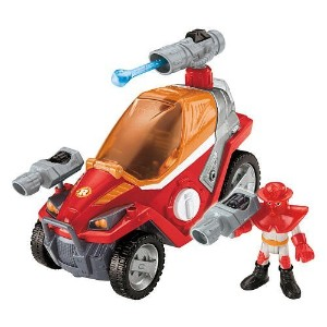 Fisher-Price Rescue Heroes - Firefighting Buggy by Fisher-Price [並行輸入品]