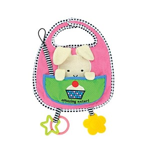 Kids Preferred Amazing Baby Activity Bib, Bunny by Kids Preferred
