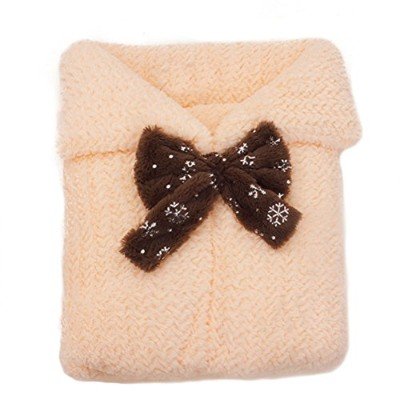 Zhhlaixing 耐久性のある Soft Comfortable Pet Dog Cat Puppy Accessories Plush Sleeping Bag Kennel Nest Pet...