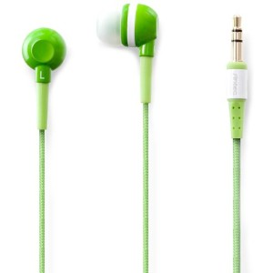 Antec Mobile Products dBs In-Ear Head Phone - Green