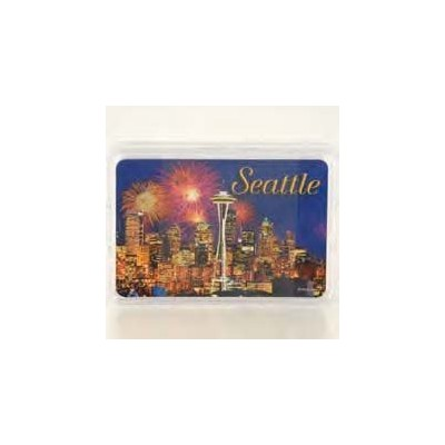 Seattle Playing Cards Fireworksテーマ