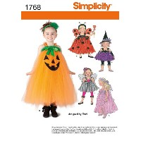 Simplicity 1768 Babies' Costumes Sewing Pattern, Size AA ( 1/2-1-2-3) by Simplicity Creative Group...