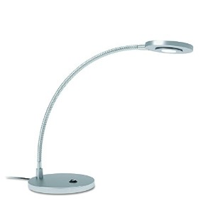 HON Compact LED Light, Silver by HON