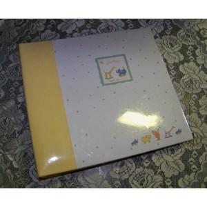 Rare! John Lennon Real Love Baby Pocket Page Photo Album - Baby Shower Gift by Lennon Baby