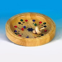 Dreidel Roulette Game by Unknown