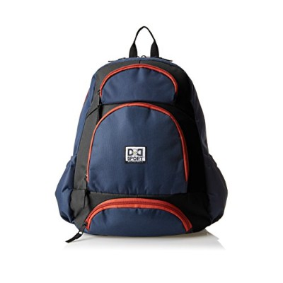 Diaper Dude Sport Backpack Diaper Bag by Chris Pegula - Navy/Black Colorblock by DD Sport
