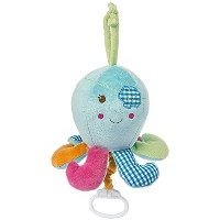 Mary Meyer Musical Pull Toy, Baby Buccaneer Octopus by Mary Meyer