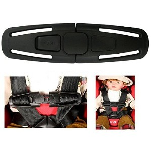 HOT HOT HOT - Car Baby Safety Seat Strap Belt Harness Chest Child Clip Buckle Latch Nylon , Lock...