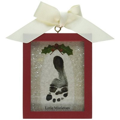 Child to Cherish Little Mistletoes Ornament by Child to Cherish