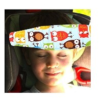 Aishine Colored Toddler Car Seat Neck Relief and Head Support Fits Easily Installation On Most...