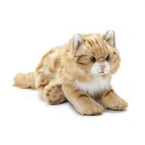 Nat and Jules Plush Toy, Maine Coon Cat, Large by Nat and Jules