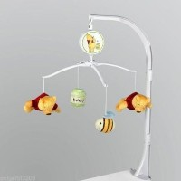 Disney Pooh's ABC Musical Mobile by Crown Crafts