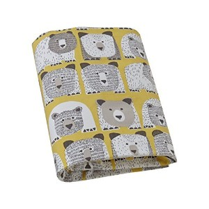 DwellStudio Crib Fitted Sheet, Bears by Dwell Studio