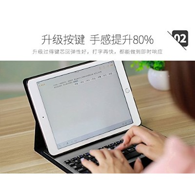 ClamCase Pro iPad Air 2 Keyboard Case キーボードケース IPD-263-SMK【並行輸入品】