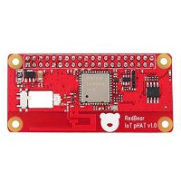 Eleduino Redbear loT PHat with header for Raspberry Pi