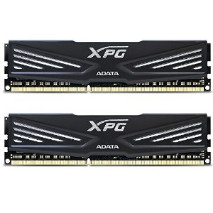 ADATA USA XPG V1.0 OC Series 16GB DDR3MHZ 1600 PC3 12800 8GBx2, Black AX3U1600W8G9-DB [並行輸入品]