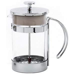 Norpro 5-Cup Chrome Coffee Tea Press by Norpro [並行輸入品]