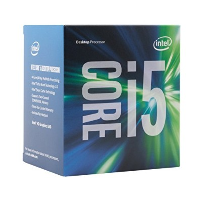 Intel Boxed Core I5-6500 FC-LGA14C 3.20 Ghz 6 M Processor Cache 4 LGA 1151 BX80662I56500 [並行輸入品]