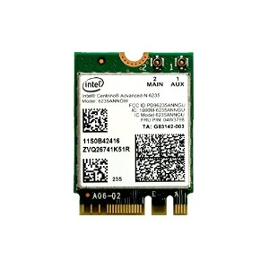 Lenovo 04W3798 Intel Centrino Advanced-N 6235 6235ANNGW デュアルバンド 802.11a/b/g/n + Bluetooth 4.0...