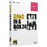 【送料無料】 PGMUSIC 〔Mac版〕 Band-in-a-Box 24 for Mac MegaPAK 音楽制作ソフト (PGBBOMM111)