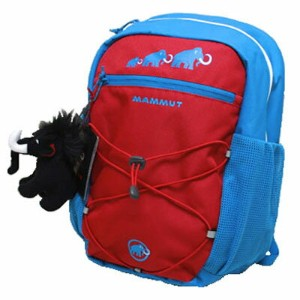 Mammut First Zip 16L / Back Pack kids day imperial-inferno / 5532 マムート フィルスト ジップ キッズ バックパック / リュック...
