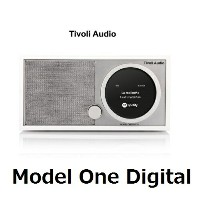 Tivoli Audio Model One Digital White/Grey (ホワイト グレイ)