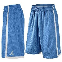 ジョーダン メンズ バスケットボール スポーツ Men's Jordan Jumpman Crossover Shorts University Blue/White