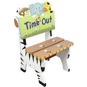 Fantasy Fields(ファンタジーフィールド) イス 子供用椅子 - Sunny Safari Time Out Chair