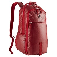 Air Jordan Jumpman Red Black Multiple Pockets Backpack BP Bag BA8051-687 [並行輸入品]