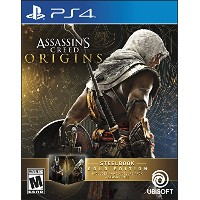 Assassin's Creed Origins - Steelbook Gold Edition (輸入版:北米) - PS4
